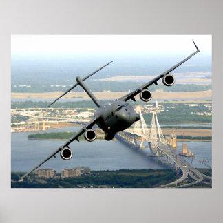 MAFNFO-prC-17 Globemaster III Poster