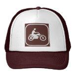 Mag 5 Trail Rider Hat - Dark Brown