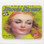 Mag de las historias de la película de Carole Lomb Tapete De Raton