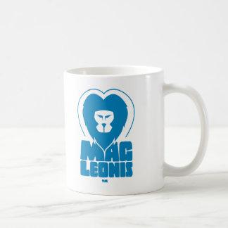 Mag Leonis™ en azul intrépido Taza