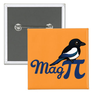 Mag PI Pinback Button
