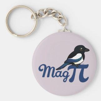 Mag PI Key Chain