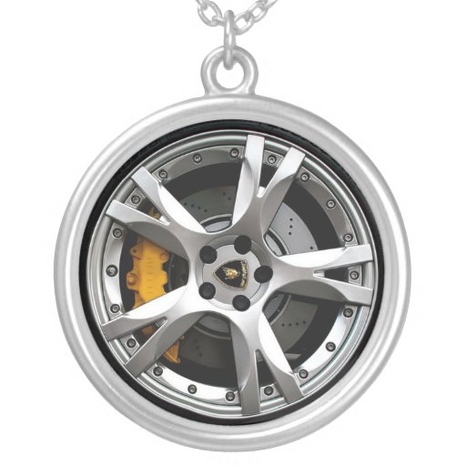 Mag Wheel Custom Jewelry