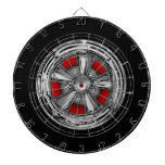 Mag Wheel Dart Board