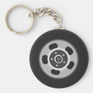 Mag Wheels Keychains