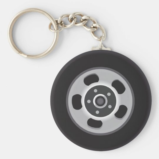 Mag Wheels Keychain