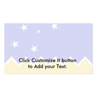 Magallanes, Chile, Antarctica flag Double-Sided Standard Business Cards (Pack Of 100)