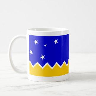 Magallanes, Chile, Chile Classic White Coffee Mug
