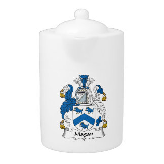 Magan Family Crest