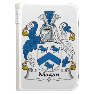 Magan Family Crest Kindle Keyboard Cases