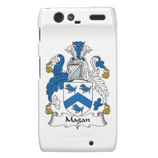 Magan Family Crest Motorola Droid RAZR Cover