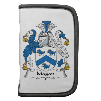 Magan Family Crest Planner