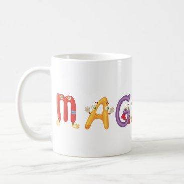 Beach Themed Magaret Mug