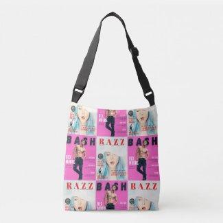 Magazine Cover Cross Body Bag