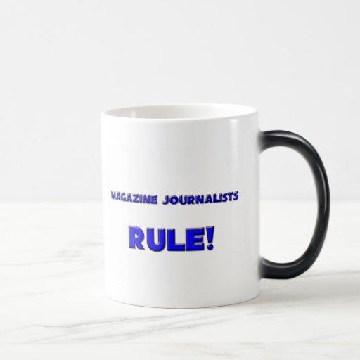 Magazine Journalists Rule! Mug