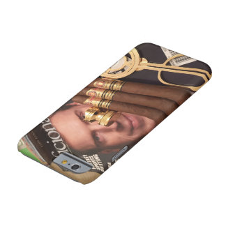 Magazine pattern barely there iPhone 6 case
