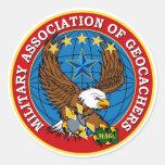 MAGC Scream Eagle Sticker