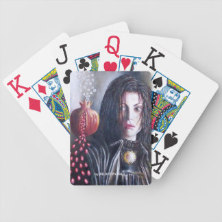 MAGDALEN BICYCLE PLAYING CARDS