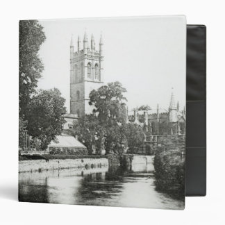 Magdalen College from the Cherwell 3 Ring Binder