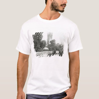 Magdalen College from the Cherwell T-Shirt
