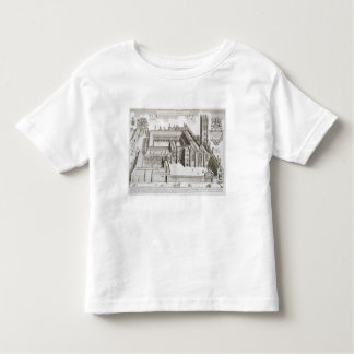 Magdalen College, Oxford, from 'Oxonia Illustrata' Toddler T-shirt