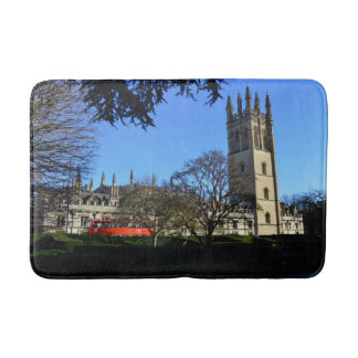 Magdalen College Oxford University England Bath Mat