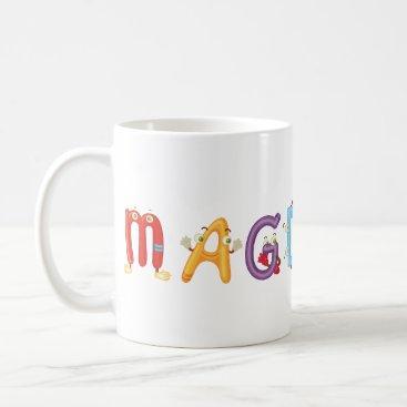 Beach Themed Magdalen Mug