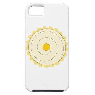 Magdalena amarilla. Torta helada iPhone 5 Carcasas