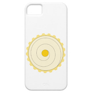 Magdalena amarilla. Torta helada iPhone 5 Funda