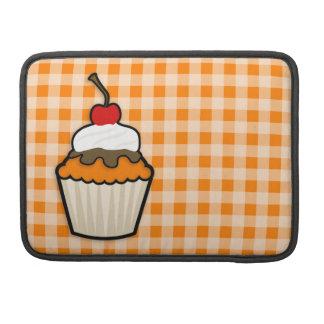 Magdalena anaranjada funda macbook pro