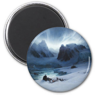 Magdalena Bay 2 Inch Round Magnet