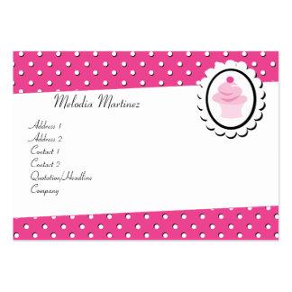 Magdalena bonita tarjetas de visita grandes