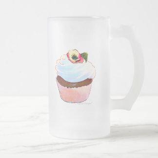 Magdalena con la taza helada diseño del arte del p