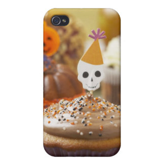 Magdalena de Halloween iPhone 4/4S Carcasa