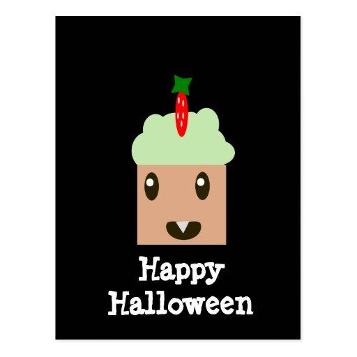 Magdalena de Halloween Postales