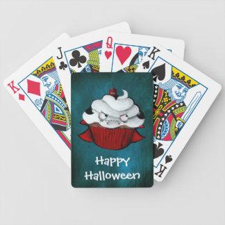 Magdalena de la cuenta del vampiro barajas de cartas