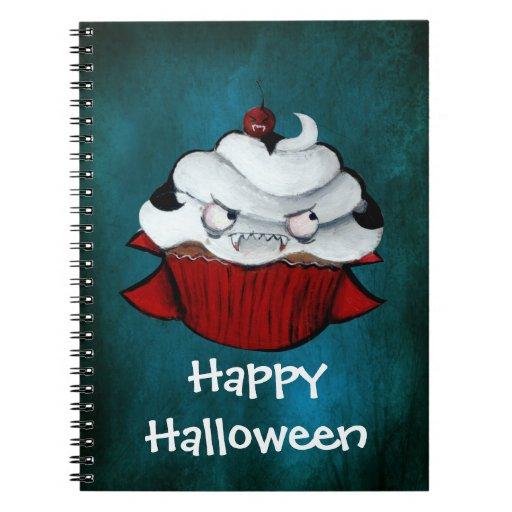 Magdalena de la cuenta del vampiro cuaderno