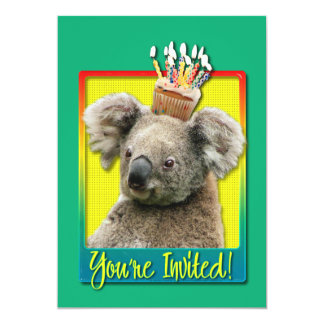 Magdalena de la invitación - koala