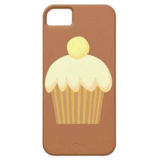 Magdalena de la vainilla en Brown iPhone 5 Carcasas