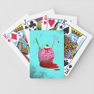 Magdalena de los muertos baraja cartas de poker