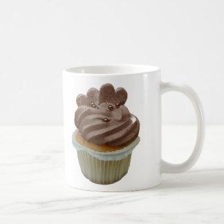 Magdalena del chocolate taza clásica