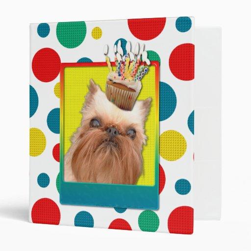 Magdalena del cumpleaños - Bruselas Griffon
