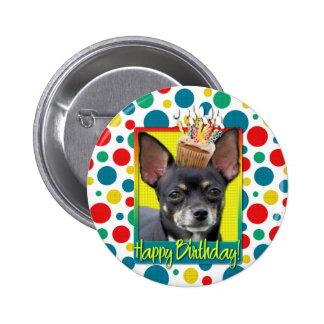 Magdalena del cumpleaños - chihuahua - Isabel Pin