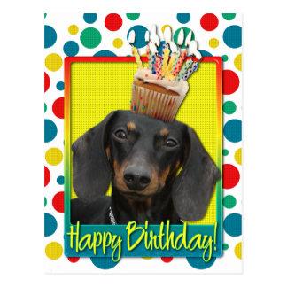Magdalena del cumpleaños - Dachshund - Winston Postal