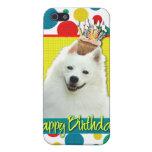 Magdalena del cumpleaños - esquimal americano iPhone 5 fundas
