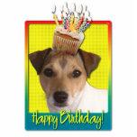 Magdalena del cumpleaños - Jack Russell Esculturas Fotográficas