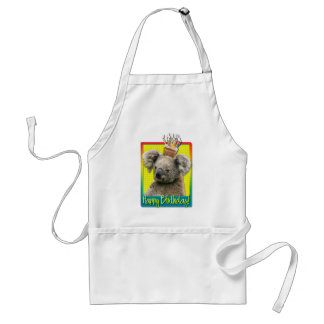 Magdalena del cumpleaños - koala delantales