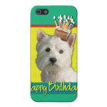 Magdalena del cumpleaños - montaña del oeste Terri iPhone 5 Cárcasas