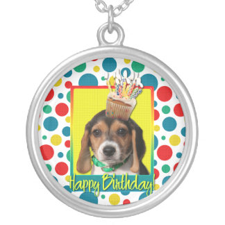 Magdalena del cumpleaños - perrito del beagle - Ch Grimpolas