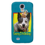 Magdalena del cumpleaños - perro de Cle del austra